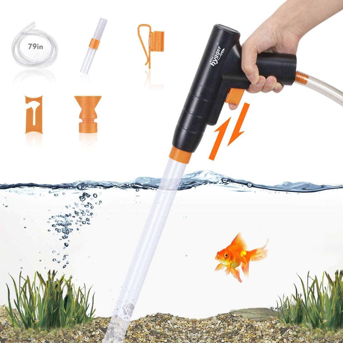 TOP 10 Best Aquarium Vacuum Cleaners [year]